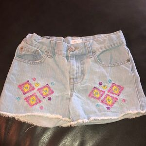 Children's place jean shorts